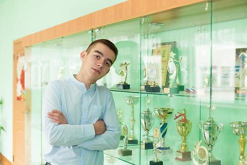 Плотников Никита Сергеевич