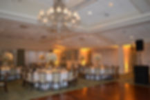 Ballroom Uplighting - Long Island NY, Redmax Events LLC