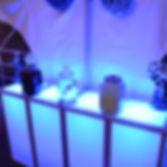 6ft LED Column Bar | Redmax Events | Long Island Event Rentals