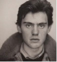 Starving art student Colin Ruffell in 1963