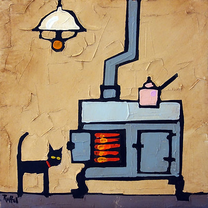 G1 CAT AND STOVE