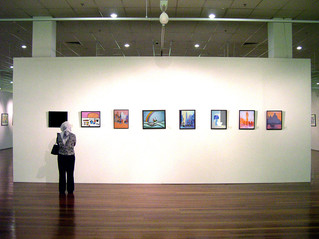 COMMERCIAL ART GALLERIES