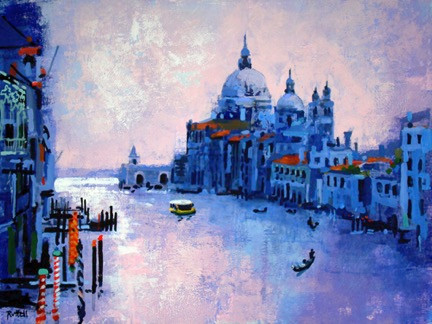 Venice by Colin Ruffell