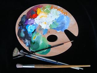 ARTIST'S ACRYLIC PAINT