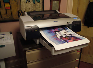 How to publish prints and why.