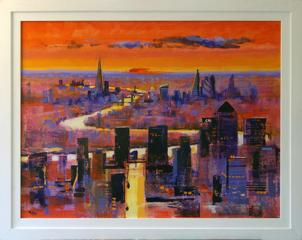 'New World – London'   by Colin Ruffell  OAR100608