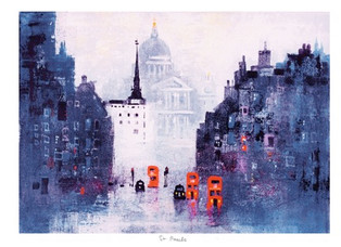St Pauls Cathedral  by Colin Ruffell