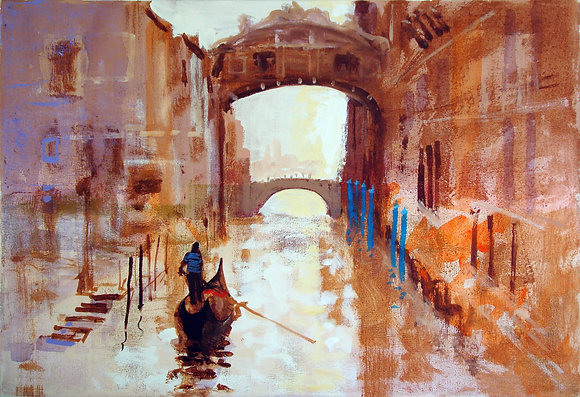BRIDGE OF SIGHS by Colin Ruffell