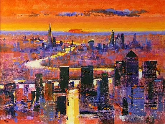 NEW WORLD - LONDON