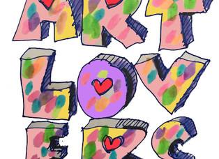 ART LOVERS, ARTISTS, and ART TEACHERS...