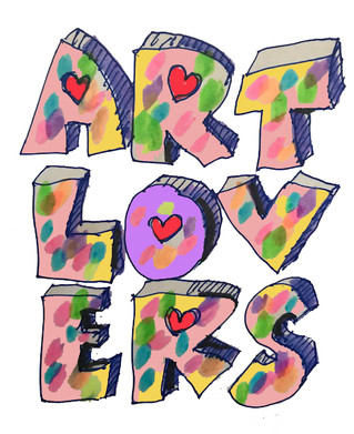 ART LOVERS, ARTISTS, and ART TEACHERS