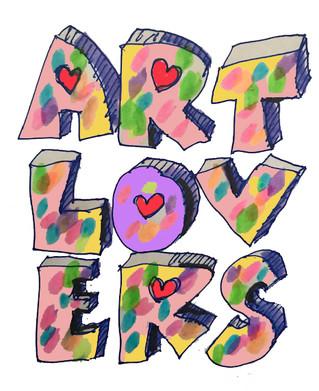 ART LOVERS, ARTISTS, and ART TEACHERS