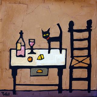 'THAT DAMN CAT'