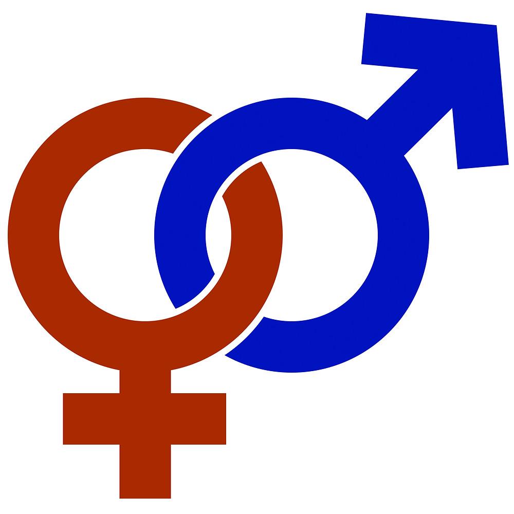 Male female logo