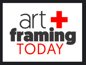 logo of Art and Framing Magazine