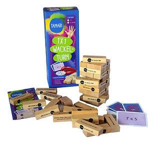 Lehrmittel, Unterrichtsmaterial, Kindergartenbedarf, Holzspiele, Grundschulmaterial