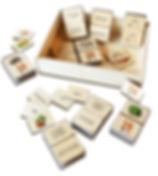 Lernspiele aus Holz ab 6 Jahre, Unterrichtsmaterial, Lehrmittel, Lehrmittel für die Grundschule