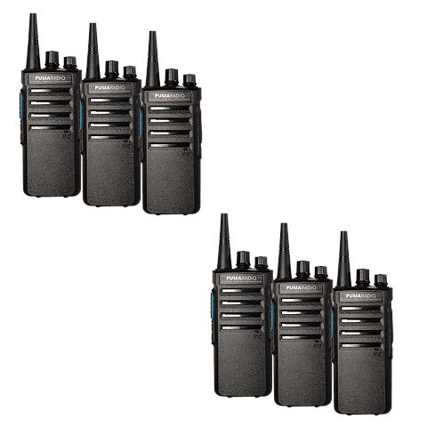 Pumaradio PR-450 six pack