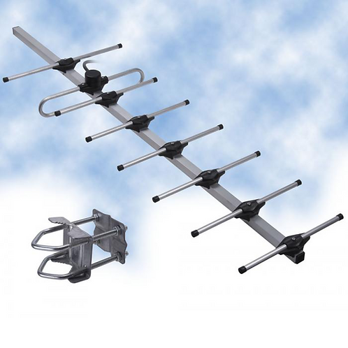 Radio Warehouse RWCYAGI8 8-element yagi 440-450mhz antenna