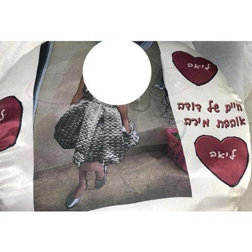 הדפסה על כרית אימוג'י