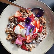 BREAKFAST GRANOLA BRUNCH MELBOURNE CAFES