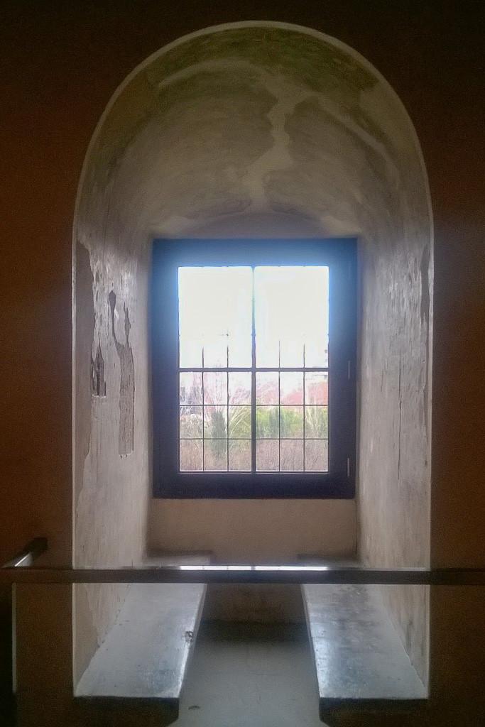 Tower of Troubadour, Palacio Aljaferia, Zaragoza, Spain.
