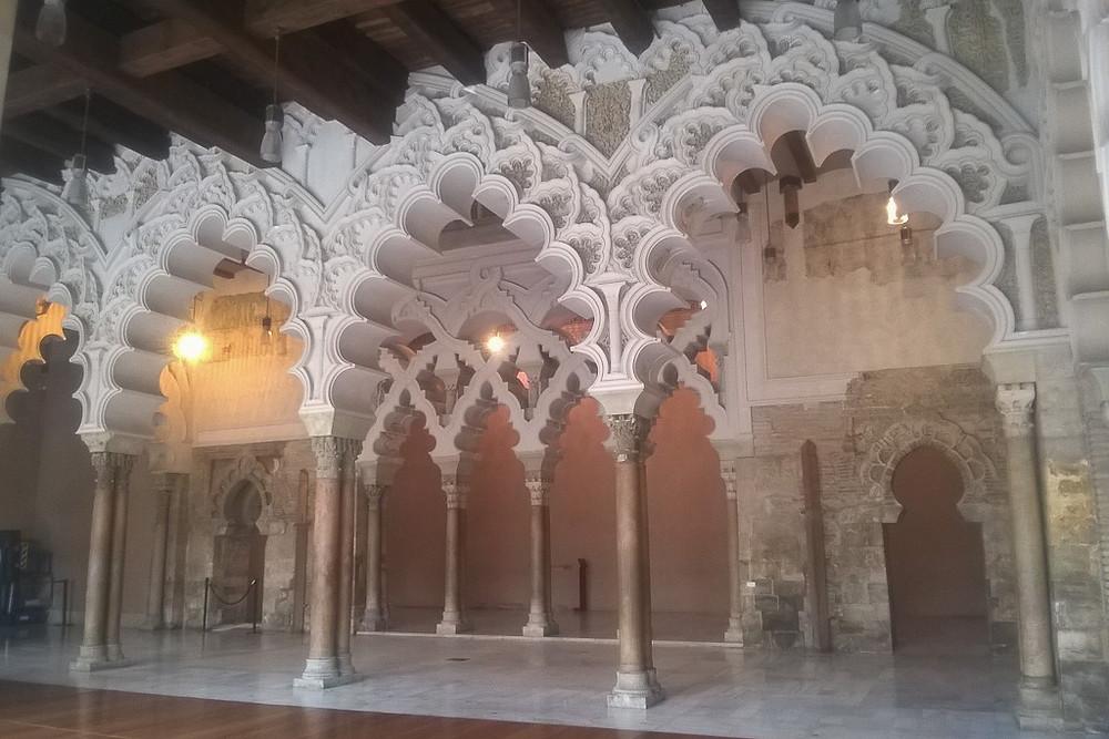 Palacio Aljaferia, Zaragoza, Spain.Palacio Aljaferia, Zaragoza, Spain.Palacio Aljaferia, Zaragoza, Spain.Palacio Aljaferia, Zaragoza, Spain.