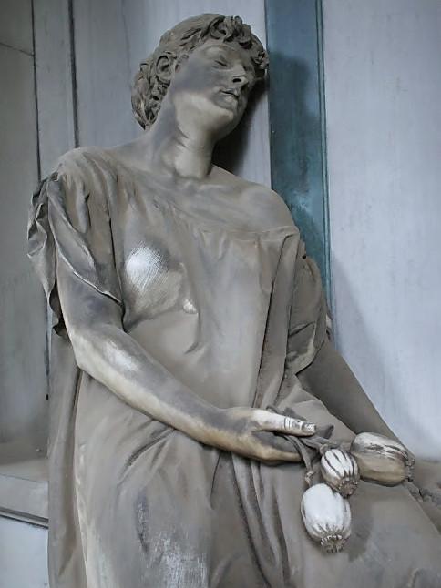 Cimitero Monumentale di Staglieno, Genova.