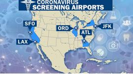 Coronavirus Reaches The US - 200 People show symptoms in Atlanta Airport