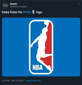 The Reason Behind The Petition To Change The NBA Logo
