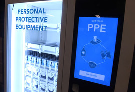 The MTA is Installing Vending Machines in Subways That Will Provide Protective Gear