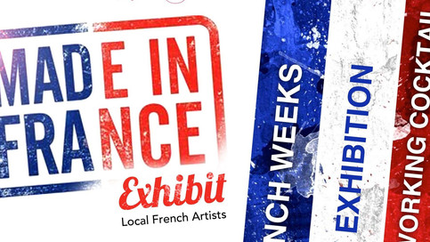 MADE IN FRANCE EXHIBIT - FRENCH WEEKS 2018 - MIAMI