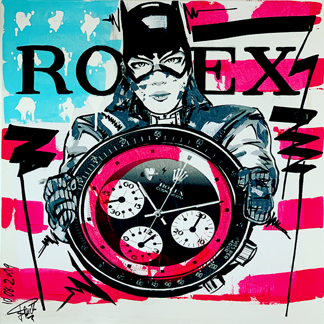 Rolex Catwoman