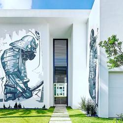erick artik - wall project