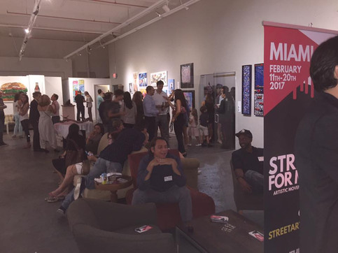 Made in France 2016,  french artists invited at Wynwood Art District