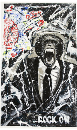 Monkey-Rock-On