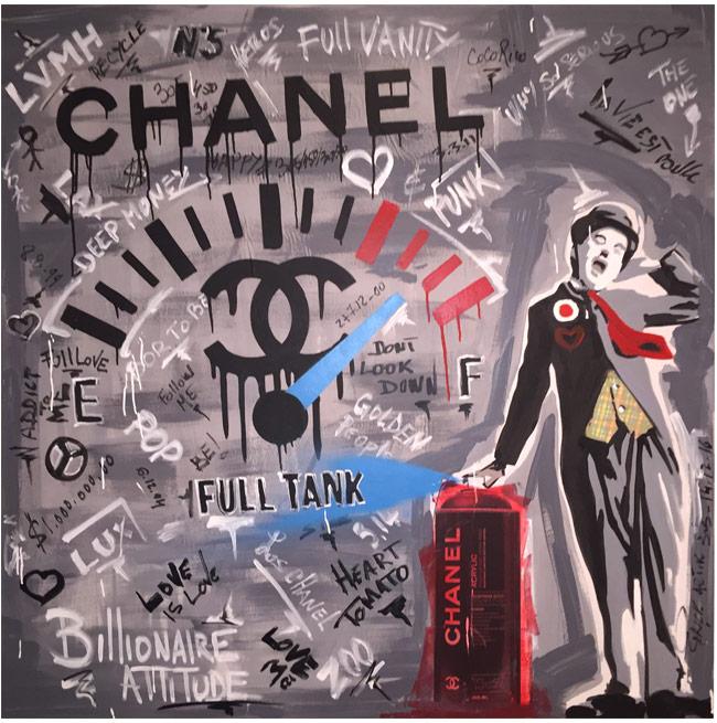 Full Tank Chanel Charlot