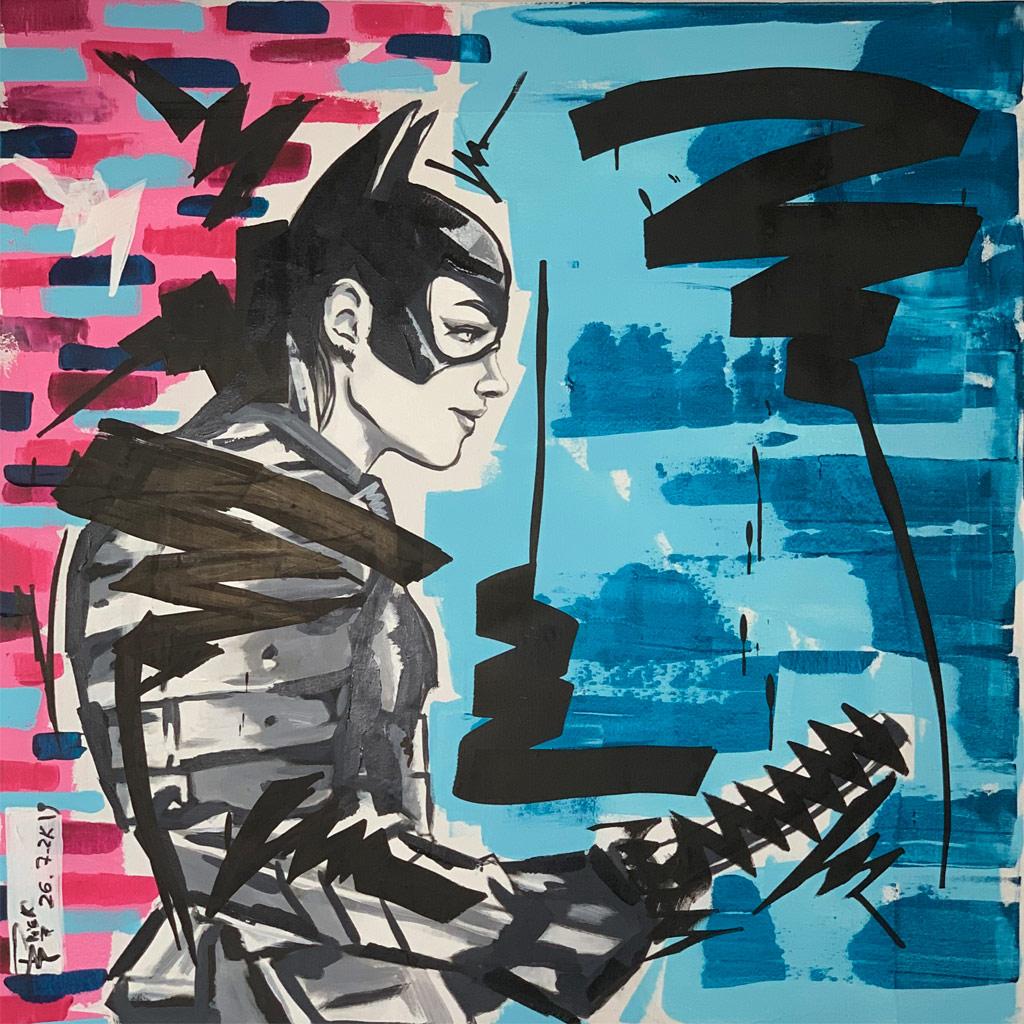 Batwoman Samurai