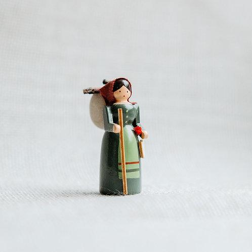 Reisigfrau