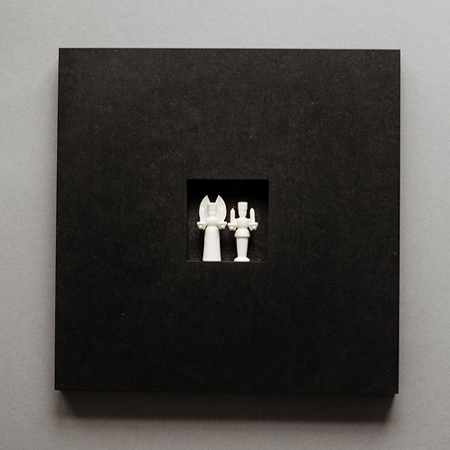 Wandbild Engel & Bergmann