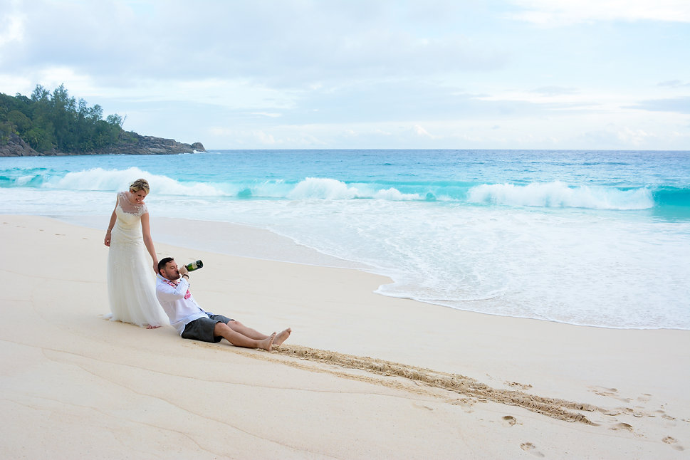 professional Wedding planners, photographers and video in Seychelles