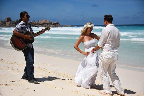 weddin planner in seychelles