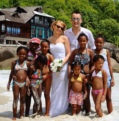 wedding planner in Seychelles
