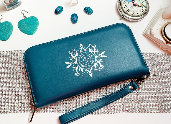 Magical purse - Blue & Green