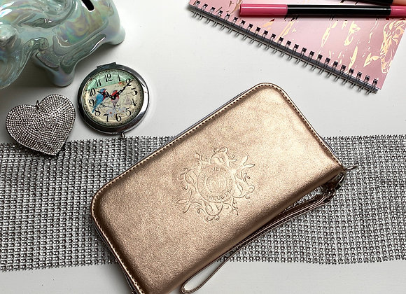 Magical purse - Rosegold & Pearl