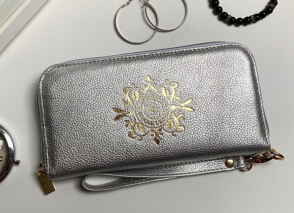 Magical purse - Silver & Gold