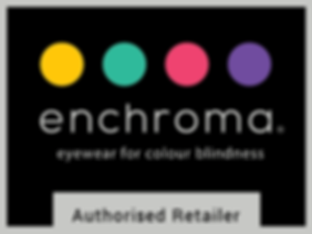 autorized retailerof enchroma eyewear for colour blindness in atlantic canada Berkeley, California-based company that develops leading patented lens technology to improve the lives of people with color vision deficiency (color blindness). Invented by a Ph.D. glass scientist and UC Berkeley trained mathematician, EnChroma's revolutionary color vision solutions combine the latest in color perception neuroscience and lens innovation to bring colorful possibilities to all. EnChroma received a Small Business Innovation Research (SBIR) grant from the National Institutes of Health (NIH) and earned the 2016 Tibbets Award from the U.S. Small Business Administration in recognition of the firm's innovative impact on the human experience through technology. We offer a collection of eyewear for outdoor and indoor use in a range of modern styles for adults and kids ages 5+ all ranges of lifestyle at 331 elmwood drive off the wall eye