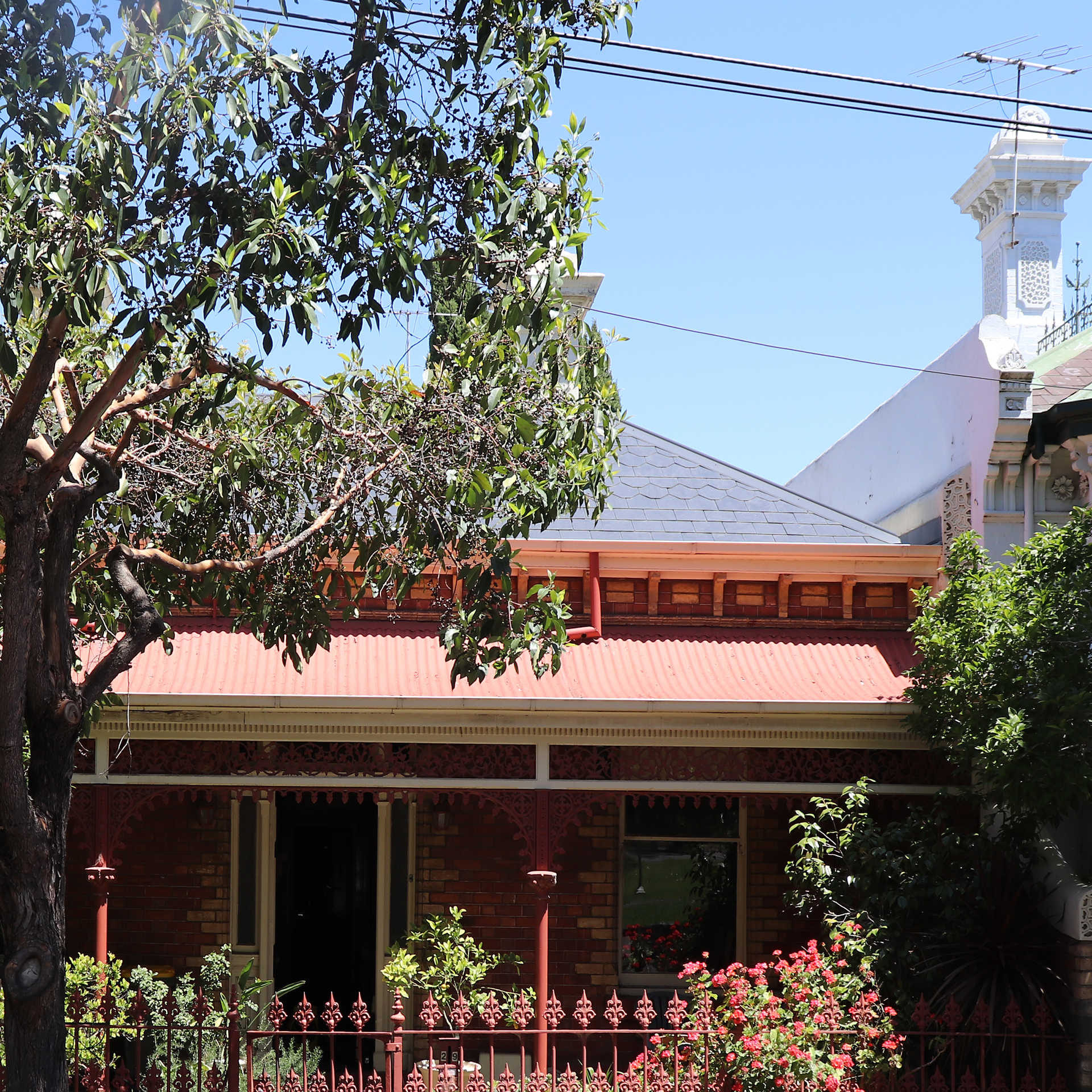 Forensic Investigation - Residential Victorian house - North Melbourne