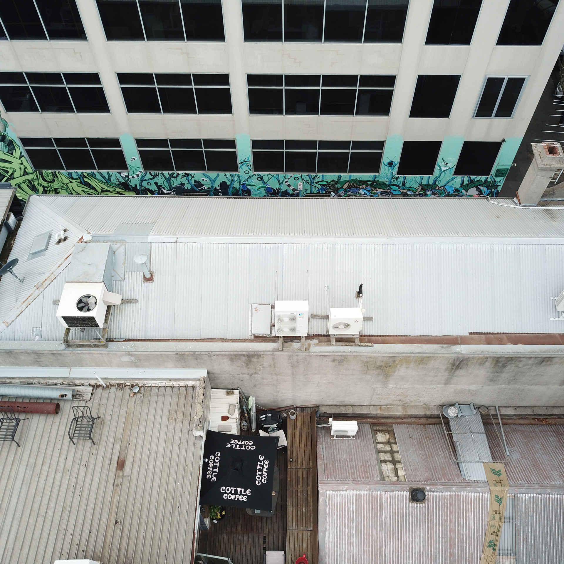 Forensic Investigation - Heritage office building - South Melbourne