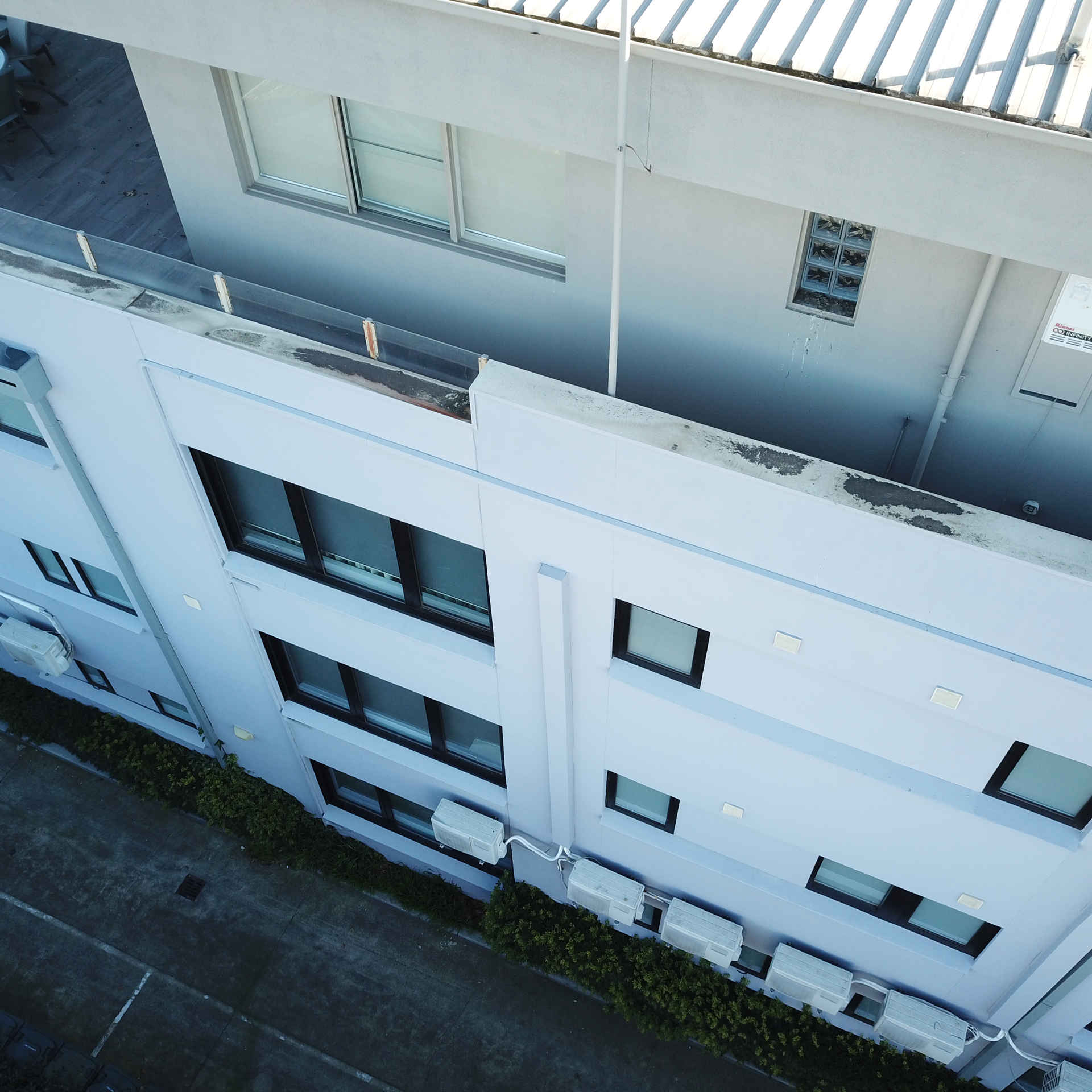 Forensic Investigation - Four level apartment complex - East Melbourne